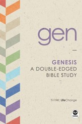 Genesis: A Double-Edged Bible Study - eBook