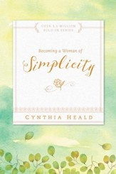 Becoming a Woman of Simplicity, eBook