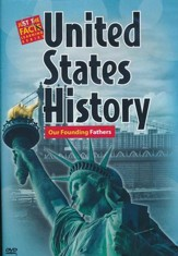 U.S. History : Our Founding Fathers DVD