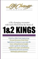 1 and 2 Kings, LifeChange Bible Study - eBook