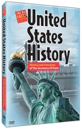 U.S. History: History and Functions of The Secretary Of State DVD  - Slightly Imperfect