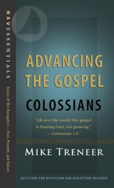 Advancing the Gospel: Colossians - eBook