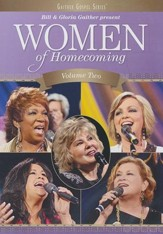 Women of Homecoming: Volume 2, DVD