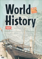 World History: Egypt DVD - Slightly Imperfect