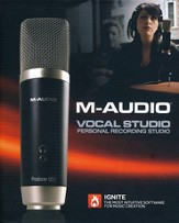 M-Audio Vocal Studio-Easily Record Vocals Like A Pro