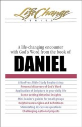 Daniel, LifeChange Bible Study - eBook