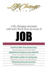 Job, LifeChange Bible Study - eBook