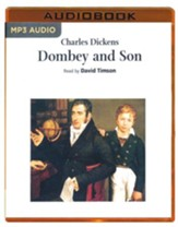 Dombey and Son - unabridged audio book on MP3-CD