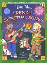 French Spiritual Songs CD