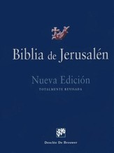 Biblia de Jerusalén: Nueva Edición, Enc. Dura  (The Jerusalem Bible: New Edition, Hardcover)