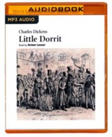 Little Dorrit - unabridged audio book on MP3-CD