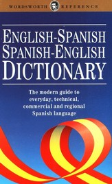 English/Spanish-Spanish/English Dictionary