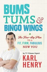 Bums, Tums & Bingo Wings / Digital original - eBook