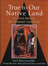 True to Our Native Land: An African American New Testament Commentary - Slightly Imperfect