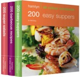 600 Easy Suppers, Salads & BBQ Recipes: Hamlyn All Colour / Digital original - eBook