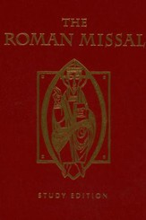 The Roman Missal: Study Edition