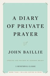 A Diary of Private Prayer - eBook