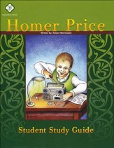 Homer Price, Literature Guide 3rd Grade, Student Edition