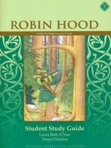 Robin Hood, Literature Guide 5th Grade, Student Edition