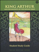 King Arthur and the Knights of the Round Table 5th Grade, Student Edition Literature Guide