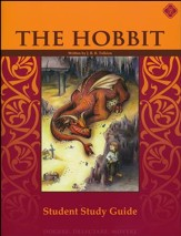 The Hobbit, Literature Guide 5th Grade, Student Edition