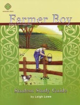 Farmer Boy, Literature Guide 3rd Grade, Student Edition