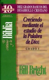 El cristiano y la Biblia, The Christian & the Bible (Step 5)