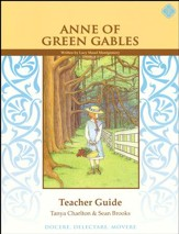 Anne of Green Gables, Literature Guide 6th Grade, Teacher's Edition