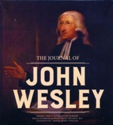 The Journal of John Wesley - unabridged audio book on CD