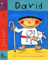 David: A First Word Heroes Board Book