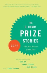The O. Henry Prize Stories 2014 - eBook
