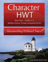 Character HWT: Basic Print Grades 1-3, Handwriting Without Tears Edition