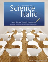Science Italic: Learn Science Through Handwriting,  Gettay-Dubay Edition