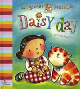 Daisy Day: Scarlet and Peach