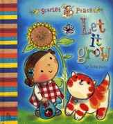 Let It Grow: Scarlet and Peach