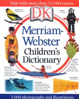 Merriam-Webster Children's Dictionary, Illustrated Edition