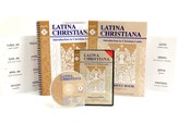 Latina Christiana I Texts, DVDs & Flashcards Set