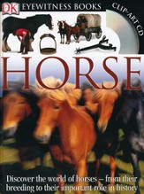 Horse with Clip Art CD DK Eyewitness Books