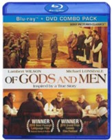 Of Gods and Men, Blu-ray/DVD Combo