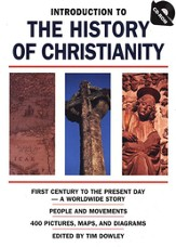 Introduction to the History of Christianity: First Century to the Present Day with CD-ROM