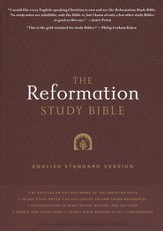 ESV Reformation Study Bible (2nd Edition) - Hardcover