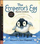 The Emperor's Egg With Audio CD