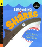 Surprising Sharks With Audio CD
