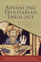 Advancing Trinitarian Theology: Explorations in Constructive Dogmatics - eBook