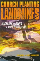 Church Planting Landmines