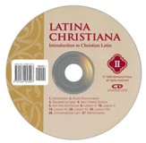Latina Christiana 2: Introduction to Christian Latin, Pronunciation CD