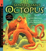 Gentle Giant Octopus With Audio CD