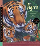 Tigress With Audio CD