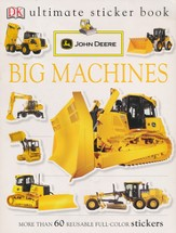 Big Machines: Ultimate Sticker Book