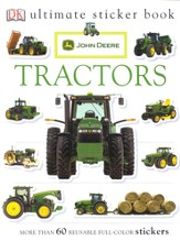 Tractors: Ultimate Sticker Book